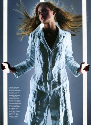 Vogue US Brave 1